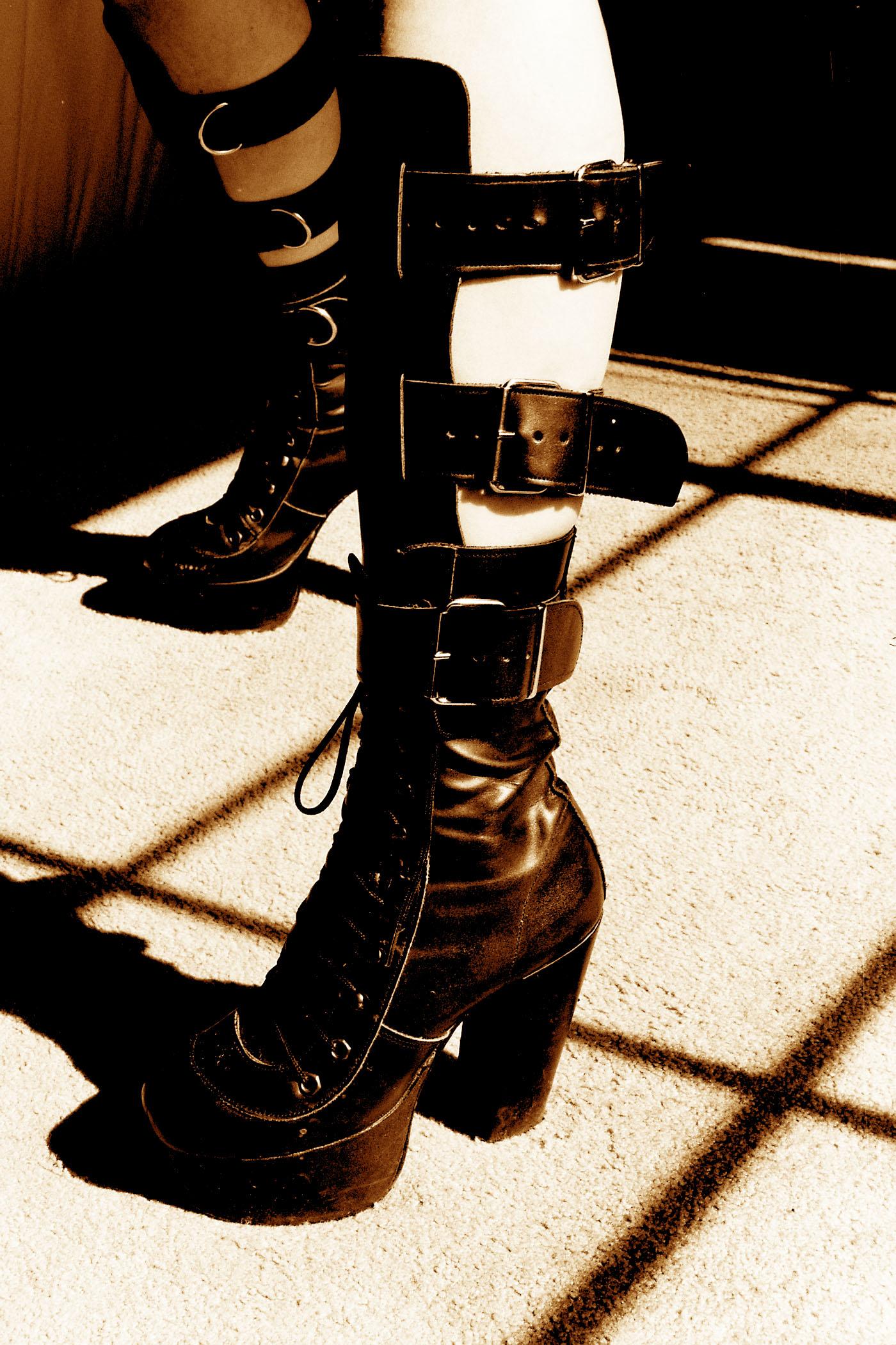 "Erika- ""Boots Study No.1"""