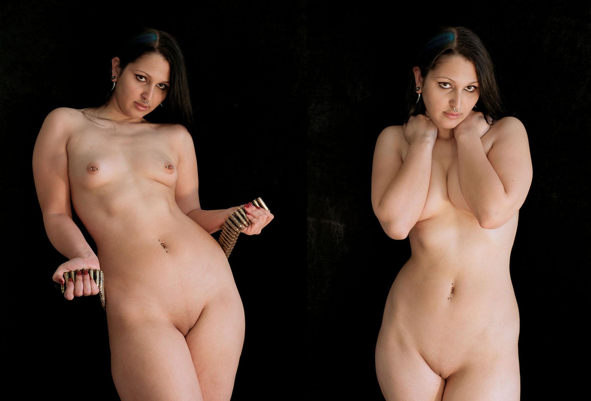 "Sahar- ""Nude Duo"""